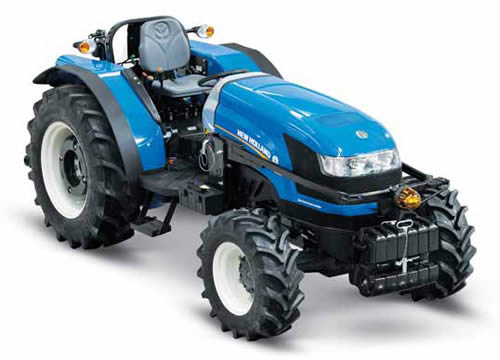 New Holland Orchard Tractors : New holland tdf eco orchard tractors gt kw